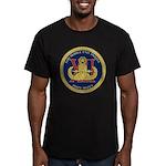 EOD Mobile Unit 12 Men's Fitted T-Shirt (dark)
