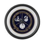 EOD Mobile Unit 10 Large Wall Clock