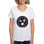 EOD Mobile Unit 10 Women's V-Neck T-Shirt