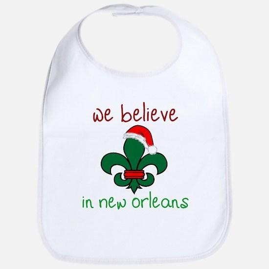 We Believe Bib