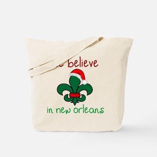 We Believe Tote Bag