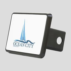 Ocean City MD - Sailboat Design. Rectangular Hitch