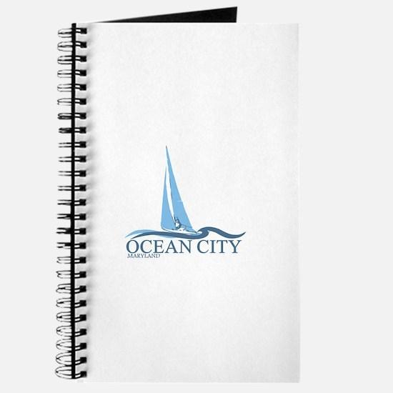 Ocean City MD - Sailboat Design. Journal