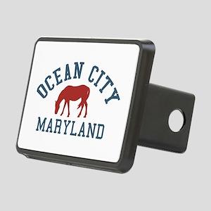 Ocean City MD - Ponies Design. Rectangular Hitch C