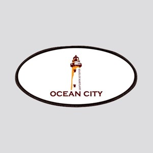 Ocean City MD - Lighthouse Design. Patches