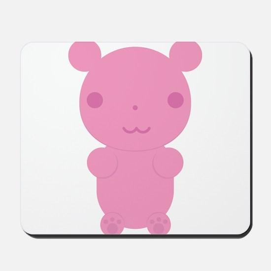 Gummi Bear - Pink Mousepad