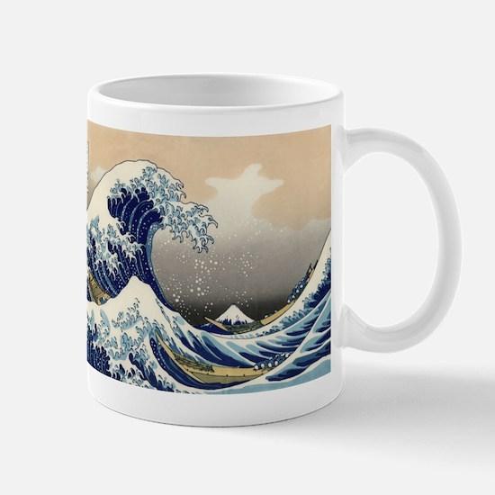 Japanese Tsunami Wave Art Mug