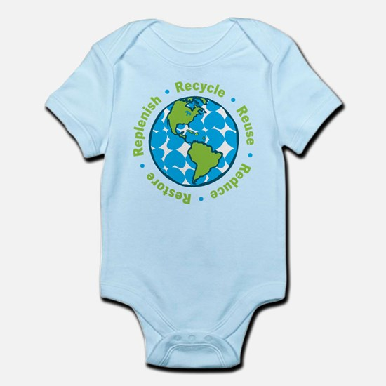 Five Rs Infant Bodysuit