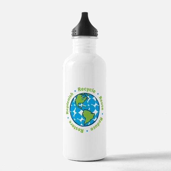 Five Rs Sports Water Bottle