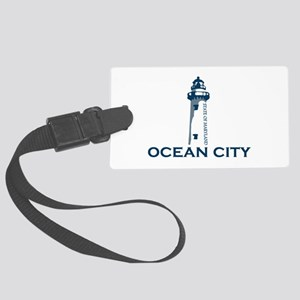 Ocean City MD - Lighthouse Design. Large Luggage T
