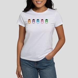 Matryoshka Dolls Women's T-Shirt