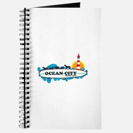 Ocean City MD - Surf Design. Journal