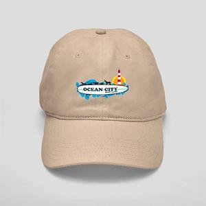 Ocean City MD - Surf Design. Cap
