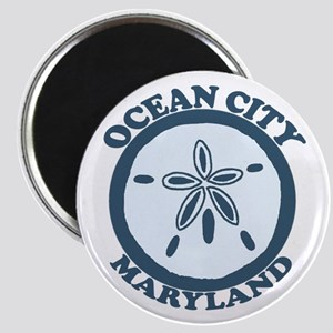 Ocean City MD - Sand Dollar Design. Magnet