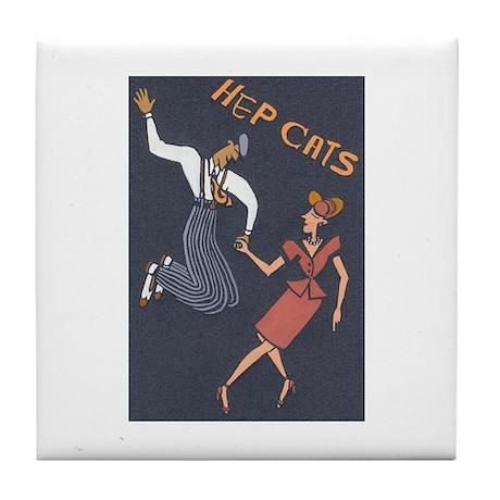 Hepcats Tile Coaster