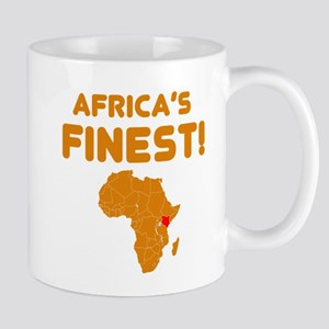 Kenya map Of africa Designs Mug