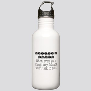 Writers Block Stainless Water Bottle 1.0L