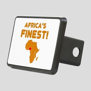 Nigeria map Of africa Designs Rectangular Hitch Co