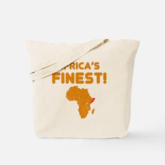 Somalia map Of africa Designs Tote Bag