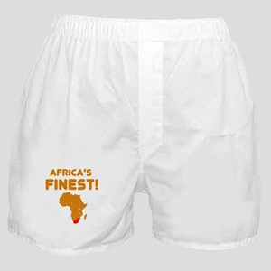 South Africa map Of africa Designs Boxer Shorts