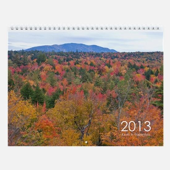 2013 Photography Calendar