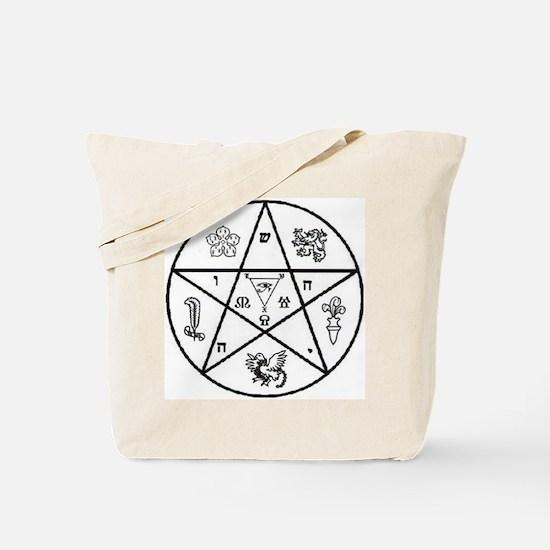 Good Luck Symbol Tote Bag