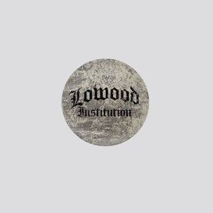 Lowood Institution Mini Button