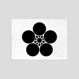 Umebachi 5'x7'Area Rug