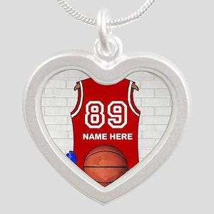 design Silver Heart Necklace