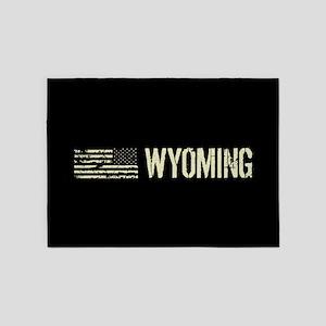 Black Flag: Wyoming 5'x7'Area Rug