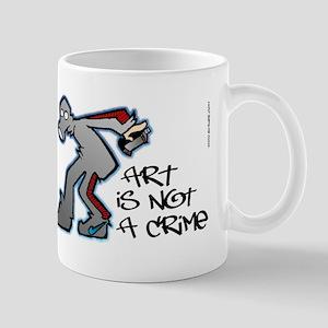 Not a Crime Mug