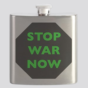 Stop War Now e9 Flask