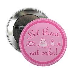 Sweet Pink Let Them Eat Cake 2.25