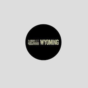 Black Flag: Wyoming Mini Button