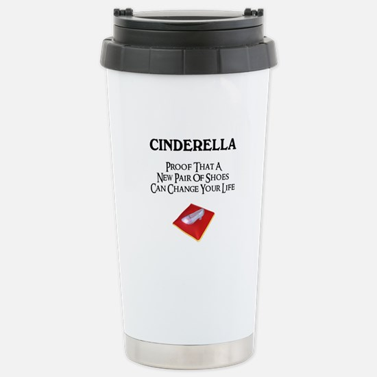 New Shoes Stainless Steel Travel Mug