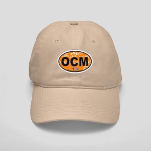 Ocean City MD - Oval Design. Cap