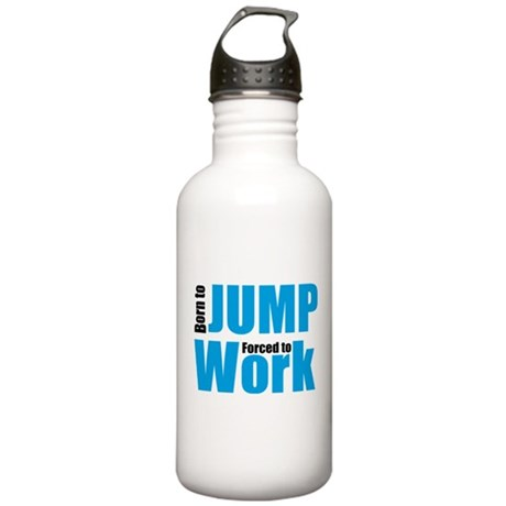 jump Stainless Water Bottle 1.0L