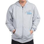 HOH Logo Zip Hoodie
