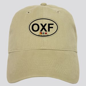 Oxford MD - Oval Design. Cap