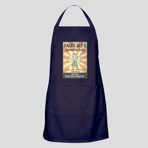 Paleo Jays Smoothie Cafe Apron (dark)