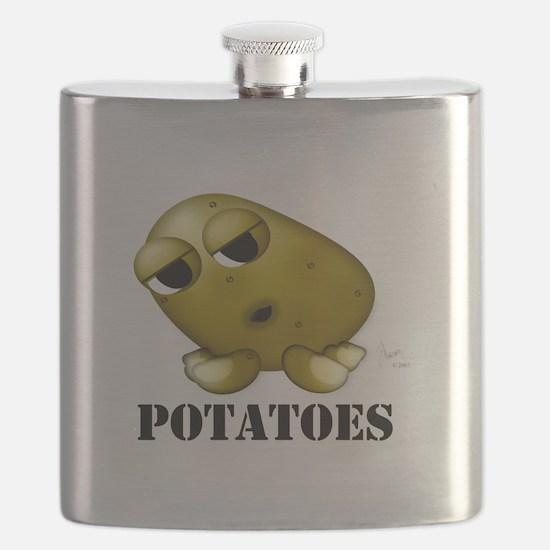 Potatoes Flask