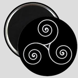 Triskele Magnet