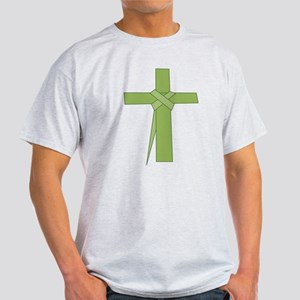 Palm Leaf Folded Light T-Shirt
