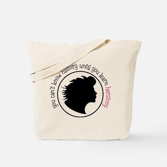 Herstory Tote Bag