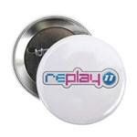 """Replay11 Logo 2.25"""" Button (10 pack)"""