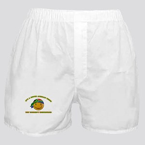 South African Smiley Designs Boxer Shorts