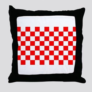 Croatian Sensation Throw Pillow