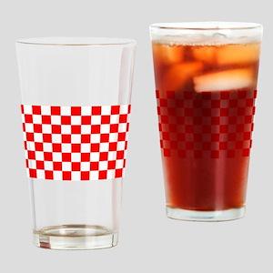 Croatian Sensation Drinking Glass