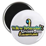 Yellow Submarine Undersea Adventure Magnet