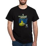 Yellow Submarine Undersea Adventure Dark T-Shirt